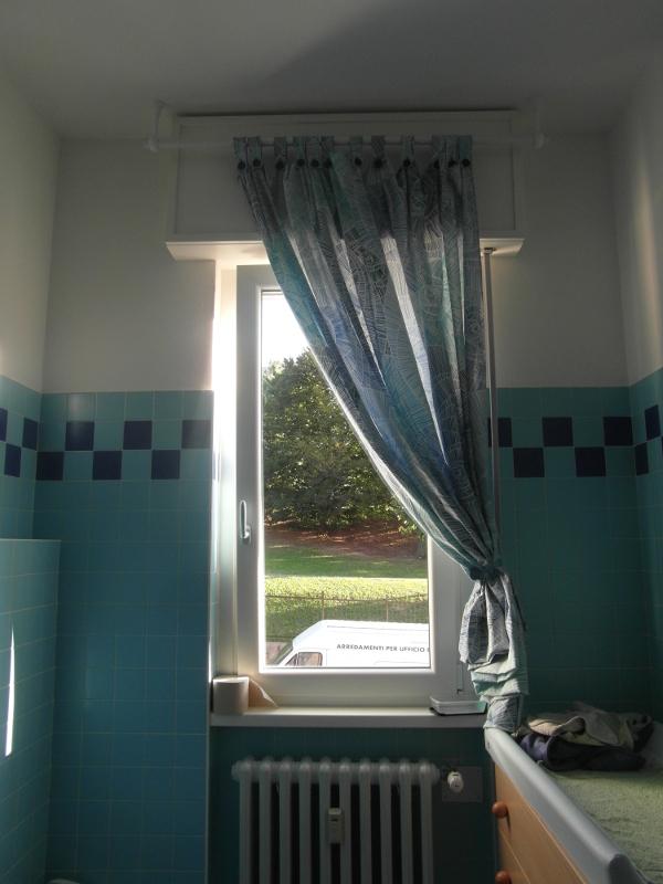 il contatto naturale: la tenda per il mio bagno