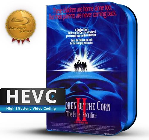 Children of the Corn II (1992) 1080P HEVC-8Bits BDRip Ingles(Subt.Esp)(Terror)