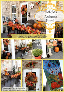 Front Porch Ideas and More, Autumn Decorating Ideas!