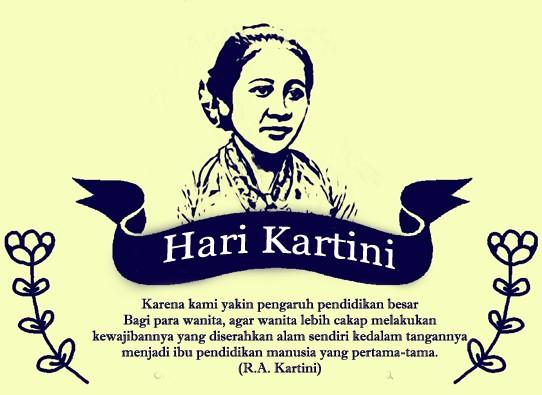Kata Kata Motivasi RA Kartini untuk Wanita Indonesia