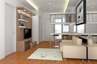 Tips Atasi Unit Apartemen Sempit