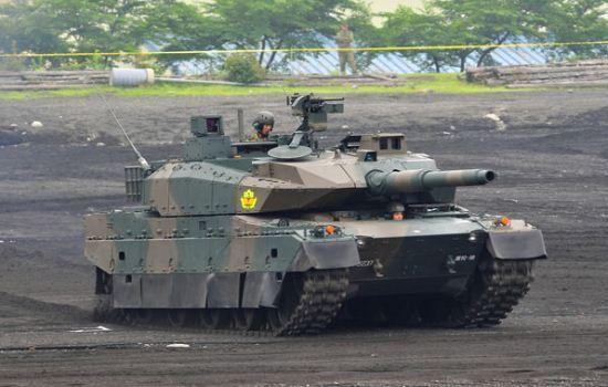 Tank Type 10 (TK-X)