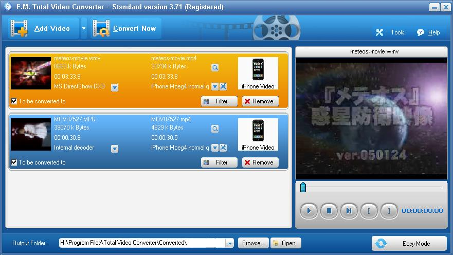 Amazing Softwares And Games: Total Video Converter HD v3.71 + Serials