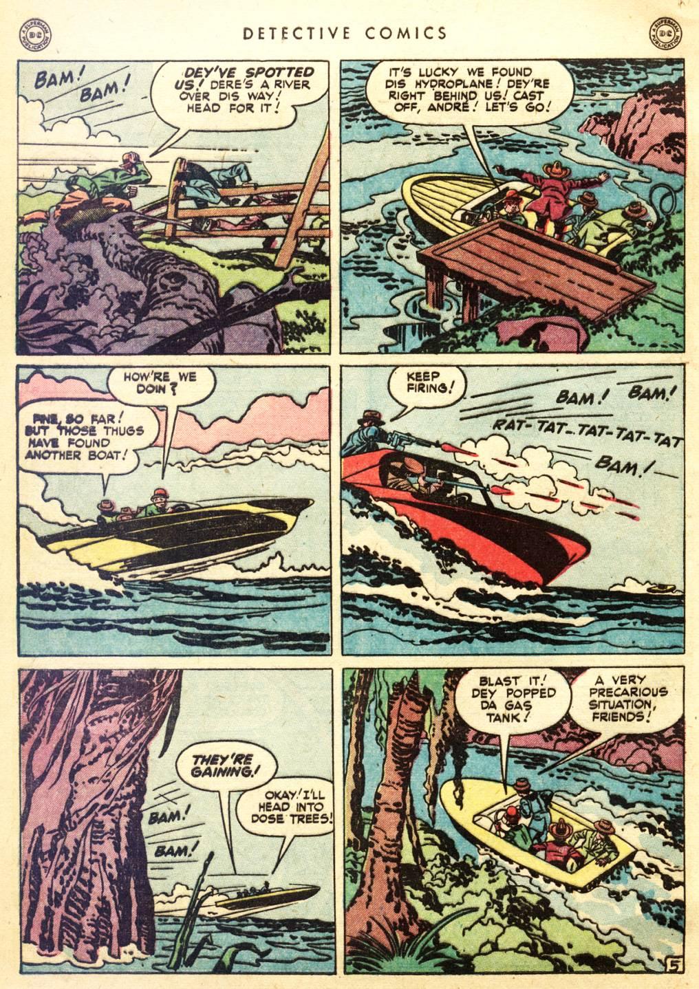 Read online Detective Comics (1937) comic -  Issue #128 - 42