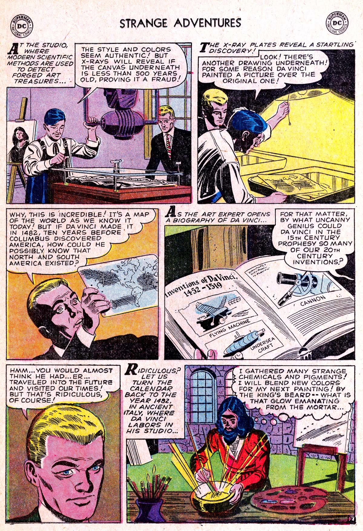 Strange Adventures (1950) issue 88 - Page 12