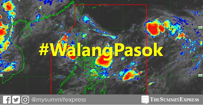 #WalangPasok: Class suspensions on Wednesday, July 25, 2018