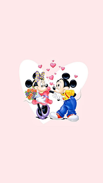 Hình nền hoạt hình dễ thương cho điện thoại đáng yêu hơn