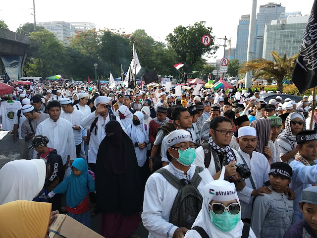 KH Ma'ruf Amin Desak Indonesia Boikot Semua Produk Amerika