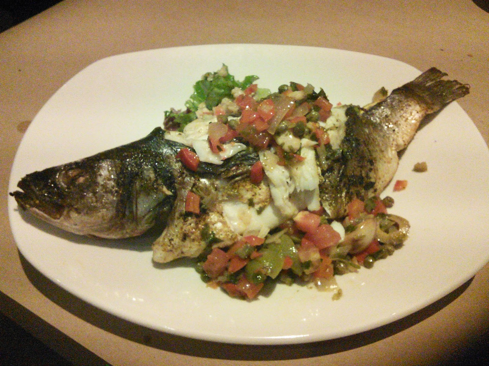 Mom Knows Best : The Fresh Fish Experts At Bonefish Grill