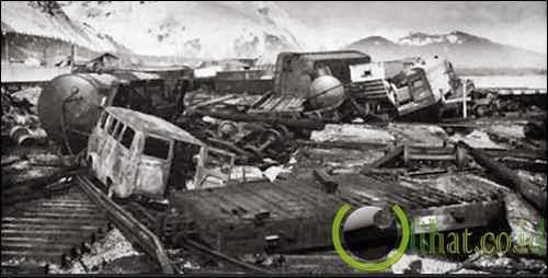 Gempa Semenanjung Kam***a, Rusia