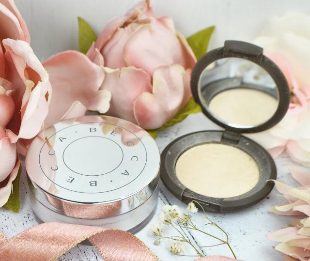 Trying Out Becca Highlighter & Setting Powder, Lovelaughslipstick Blog