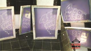 Alat Bahan Screen Untuk Proses Sablon Kaos Baju