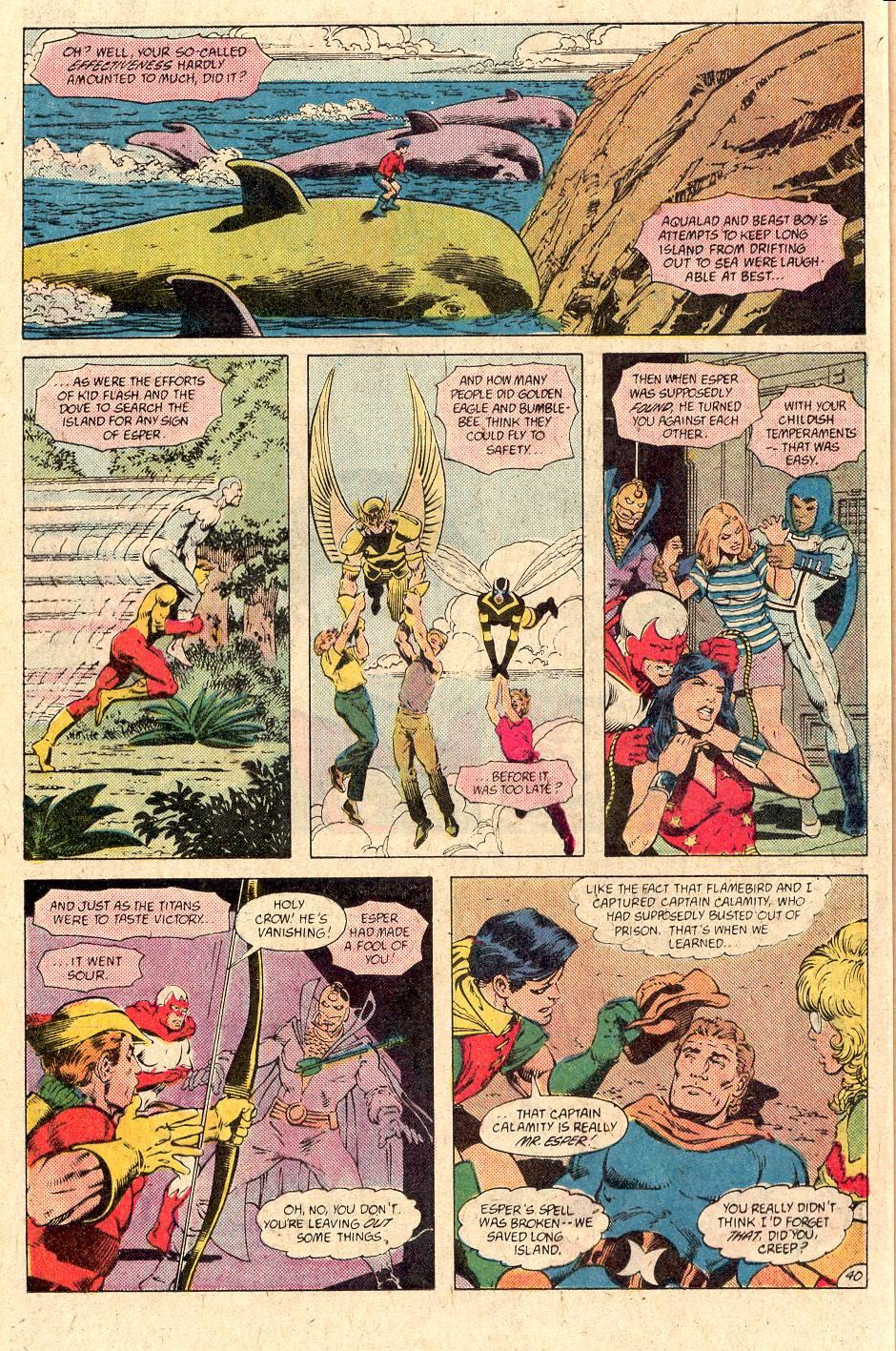Read online Secret Origins (1986) comic -  Issue # _Annual 3 - 40