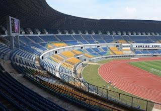 Stadion GBLA Gedebage Aman Digunakan