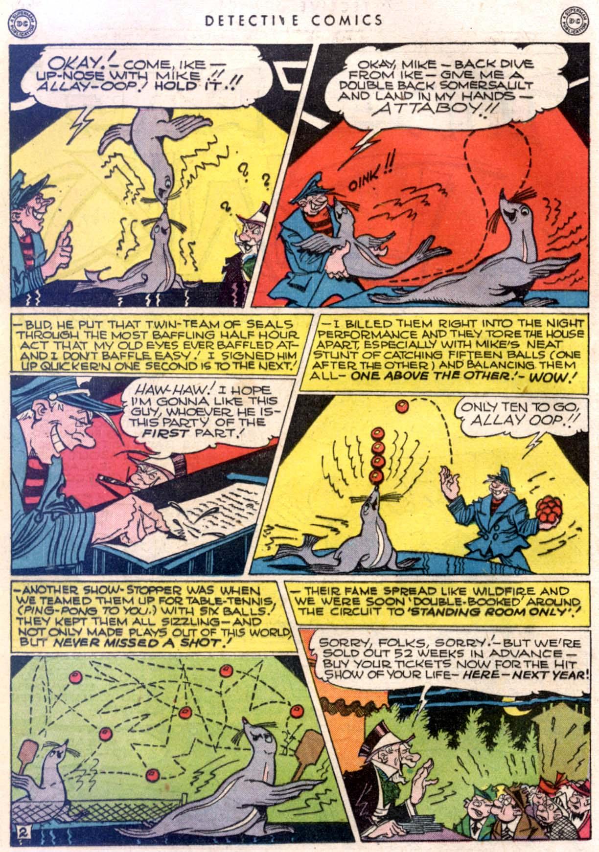 Read online Detective Comics (1937) comic -  Issue #106 - 16