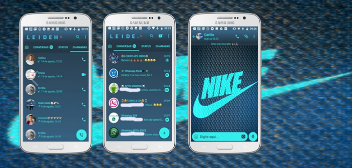 Baixar Temas GBWhatsapp - Nike