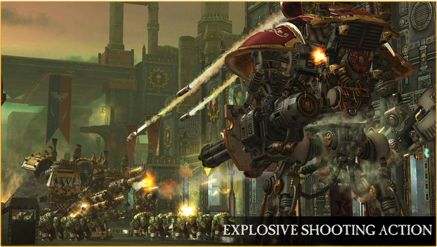 Download Warhammer 40,000 Freeblade V2.3.2 MOD APK ( Mega MOD )