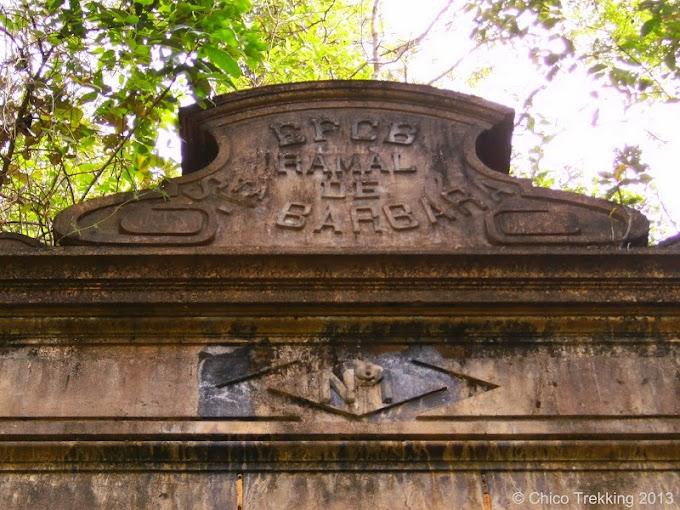 Travessia Caeté a Sabará pelo leito da antiga estrada de ferro: Beleza e História!