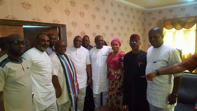 Abia State APC Stakeholders