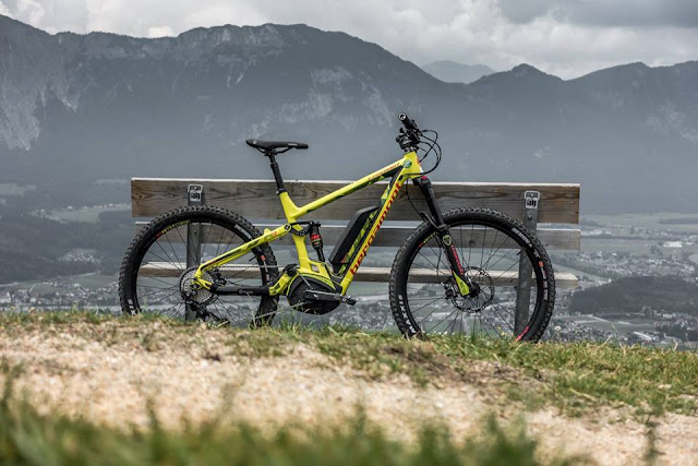 Greenstorm E-Bike Mountainbike bike mtb