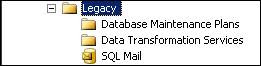 Mapping SQL Server Management Features to Oracle Database