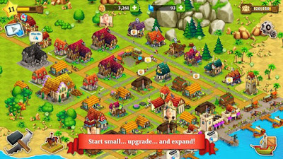 Download Town Village MOD APK (Unlimited Diamonds) v1.3.3 Offline