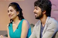 Rapidfire Round with G V Prakash, Srushti and Karunas – Koffee With DD