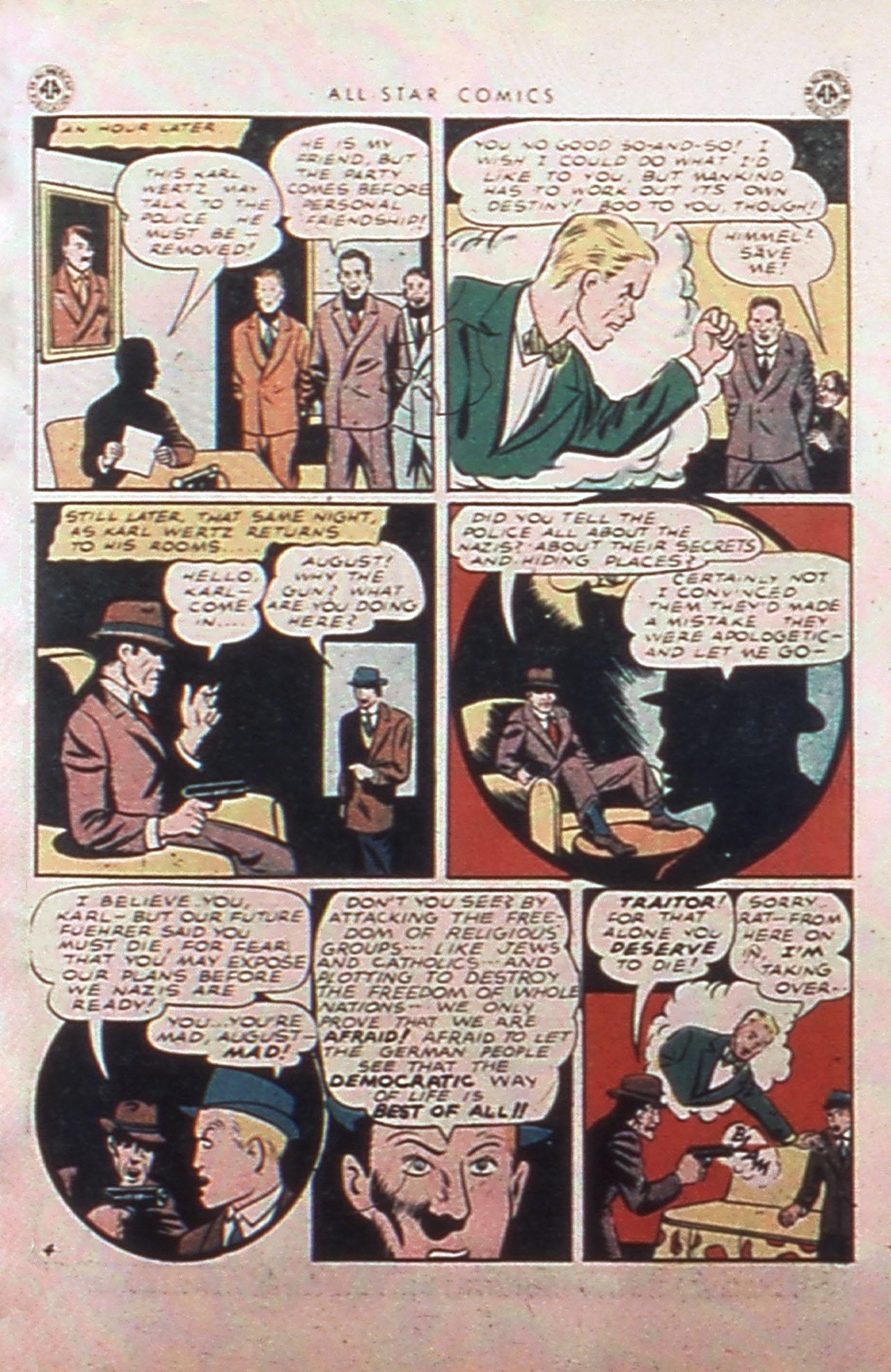 Read online All-Star Comics comic -  Issue #24 - 44