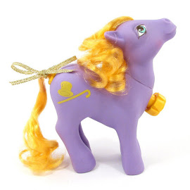 MLP Tap Dancer Year Seven Dance 'n Prance Ponies G1 Pony