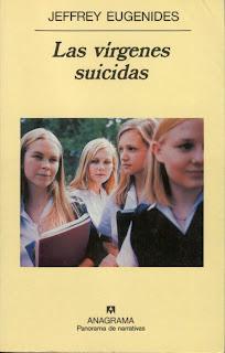 """Resultado de imagen de fotos de las  vírgenes suicidas"""" de Jeffrey Eugenides"""