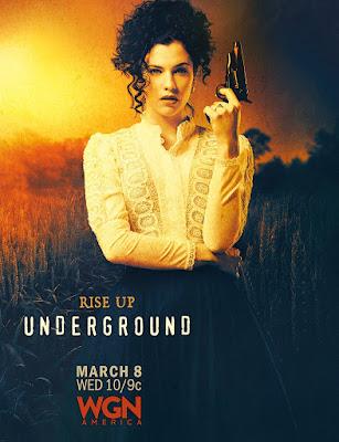 Underground Season 2 Poster 6