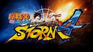 Kumpulan Game Naruto Senki Ultimate Ninja Strom Mod Apk Full Karakter Gratis