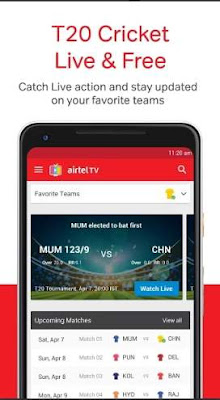 Download Airtel TV app 1.8.0 for Android