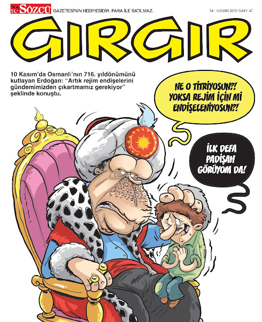 10 kasım erdoğan karikatür