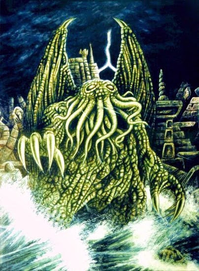 Los Mitos de Lovecraft