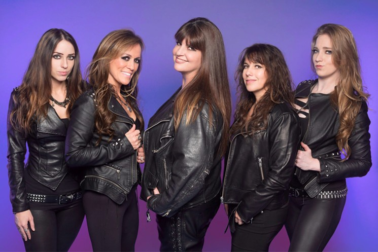 Music N' More: The Iron Maidens