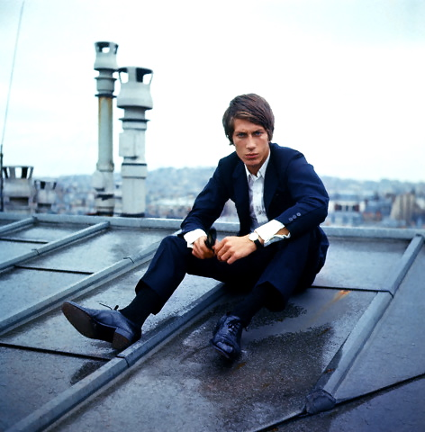 2dd75adeb0 Jacques Dutronc (born 28 April 1943 in Paris) is a French singer,  songwriter, guitarist, composer, and actor. He has been married to singer  Françoise Hardy ...