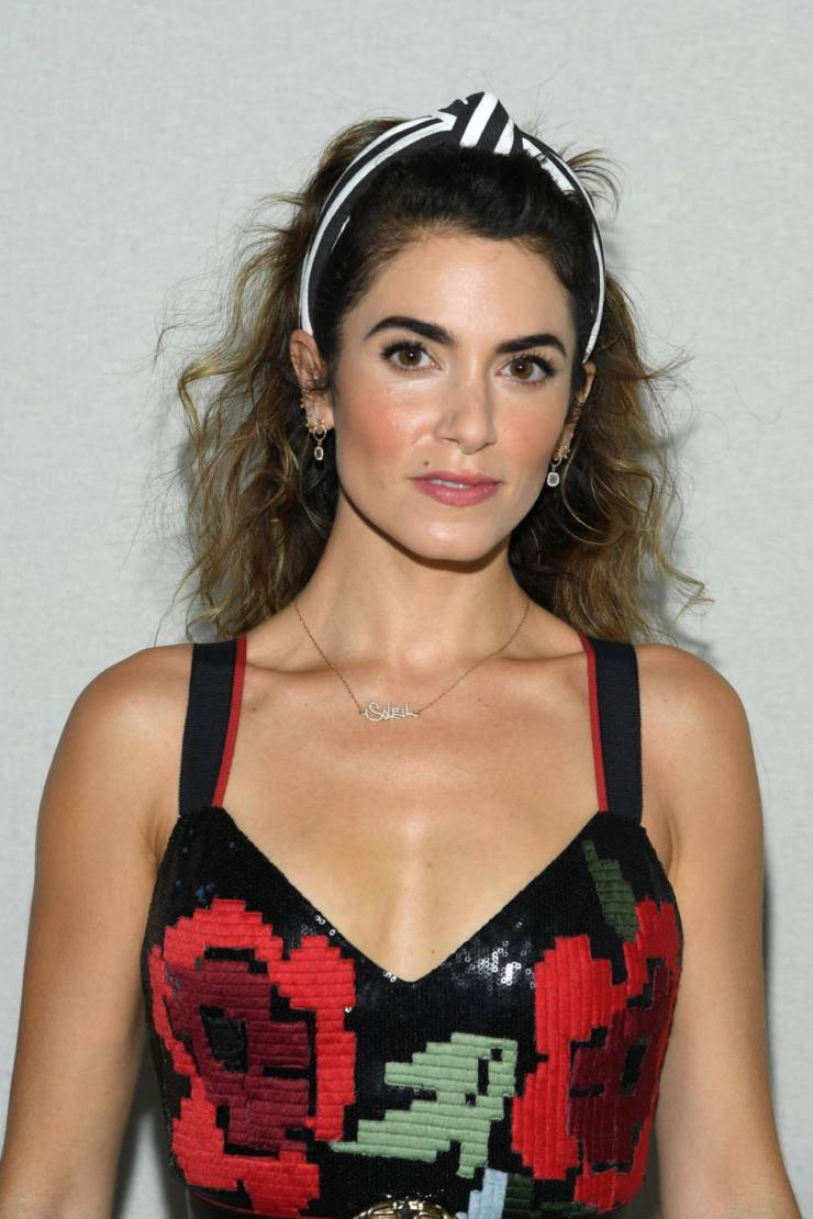 Nikki Reed At Elie Saab Haute Couture FallWinter