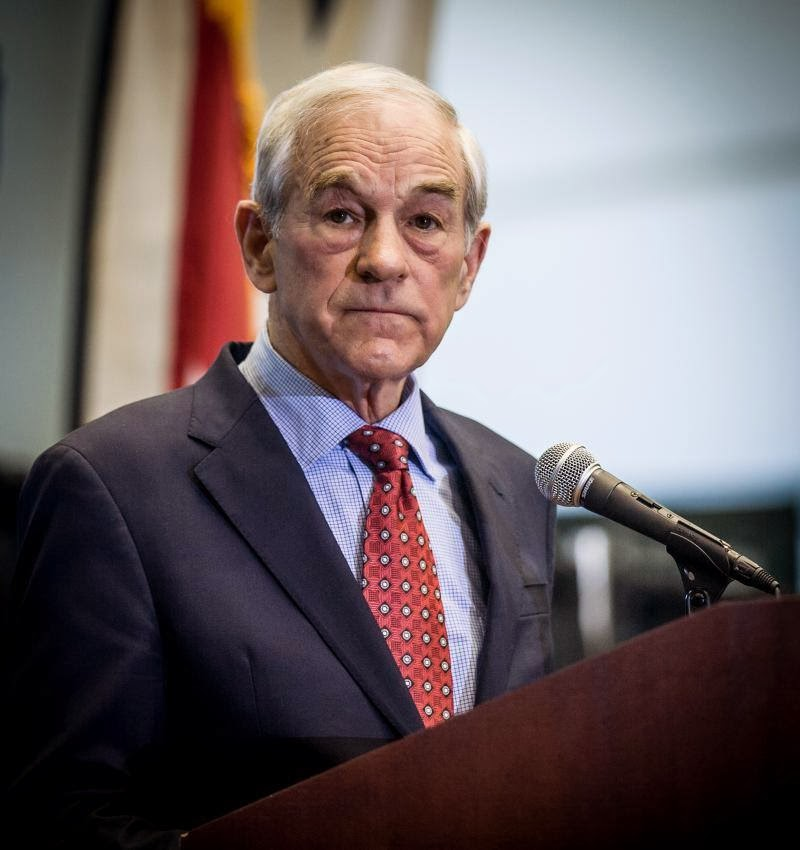 Ernest Jerry: Google Data Proves Ron Paul Was Most Popular And Ignored