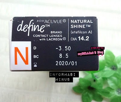 Review 1 Day Acuvue Define
