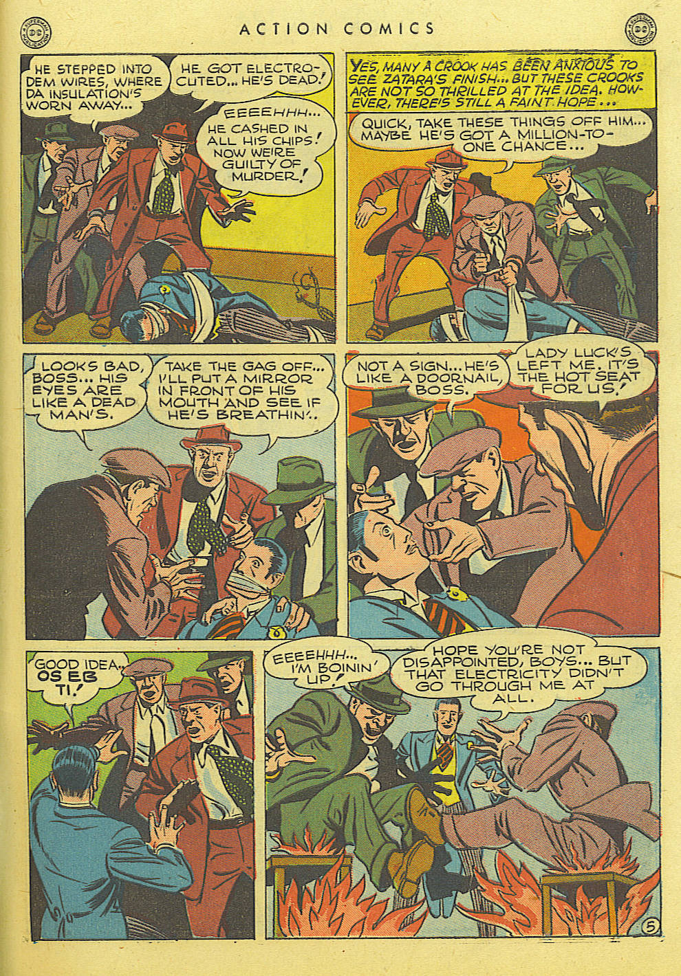 Read online Action Comics (1938) comic -  Issue #89 - 47