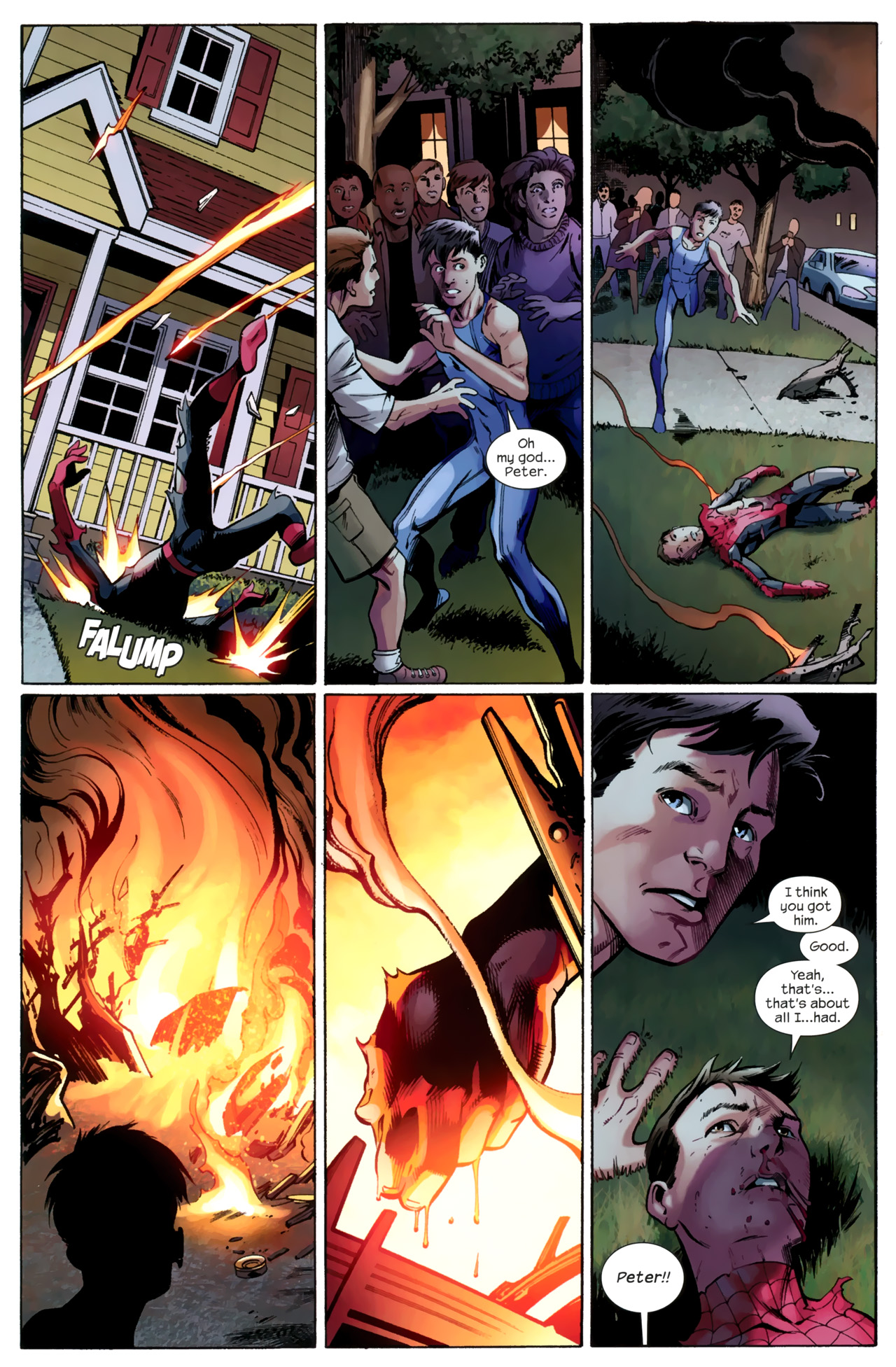 Read online Ultimate Spider-Man (2009) comic -  Issue #160 - 26