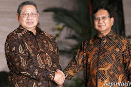 SBY Memberikan Pesan Kepada Prabowo Subianto??