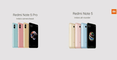 Xiaomi Redmi Note 5 & Redmi Note 5 Pro Sale today at 12PM : Here's Where to Buy