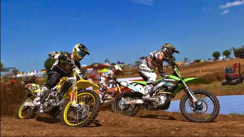 Gameplay MXGP The Official Motocross Videogame