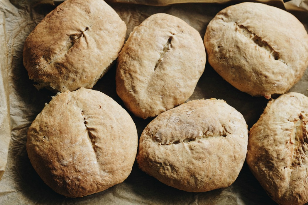 Sourdough Einkorn Bread
