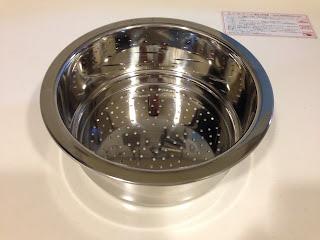 十徳鍋 蒸し器
