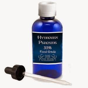 hidrogen peroxid intravenos varicoză