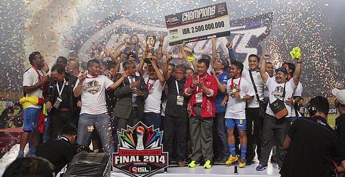 Persib Juara ISL 2014