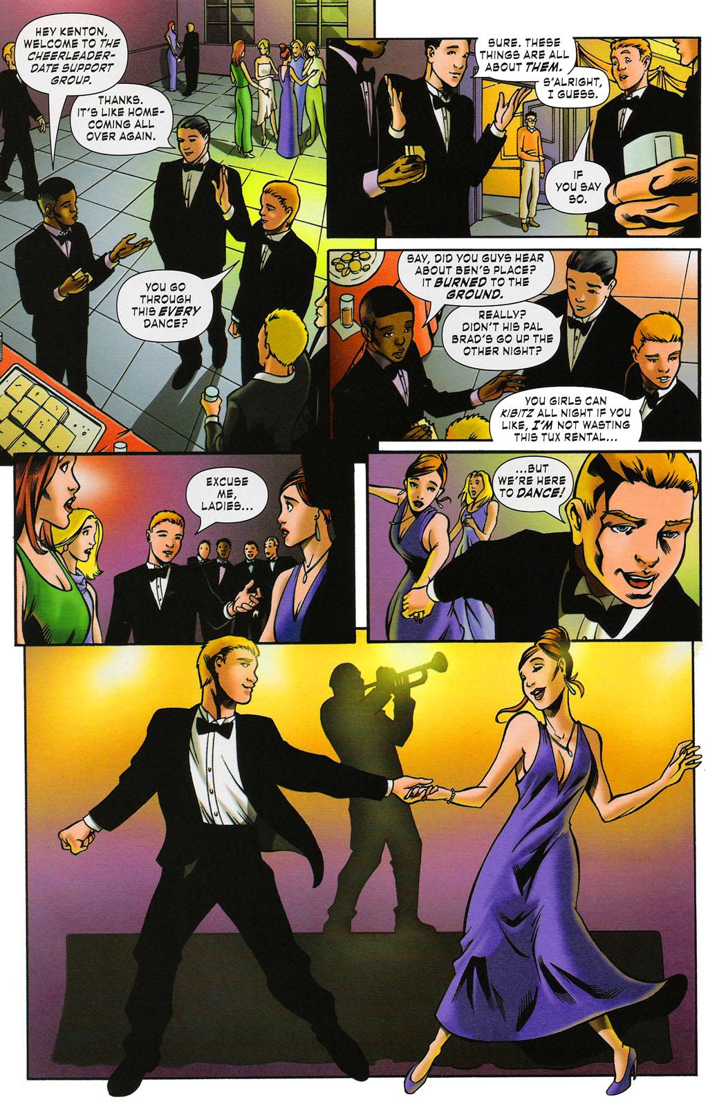 Read online ShadowHawk (2005) comic -  Issue #3 - 15